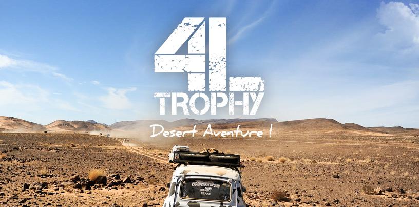 4L Trophy ! Bientôt dans vos boîtes aux lettres !!